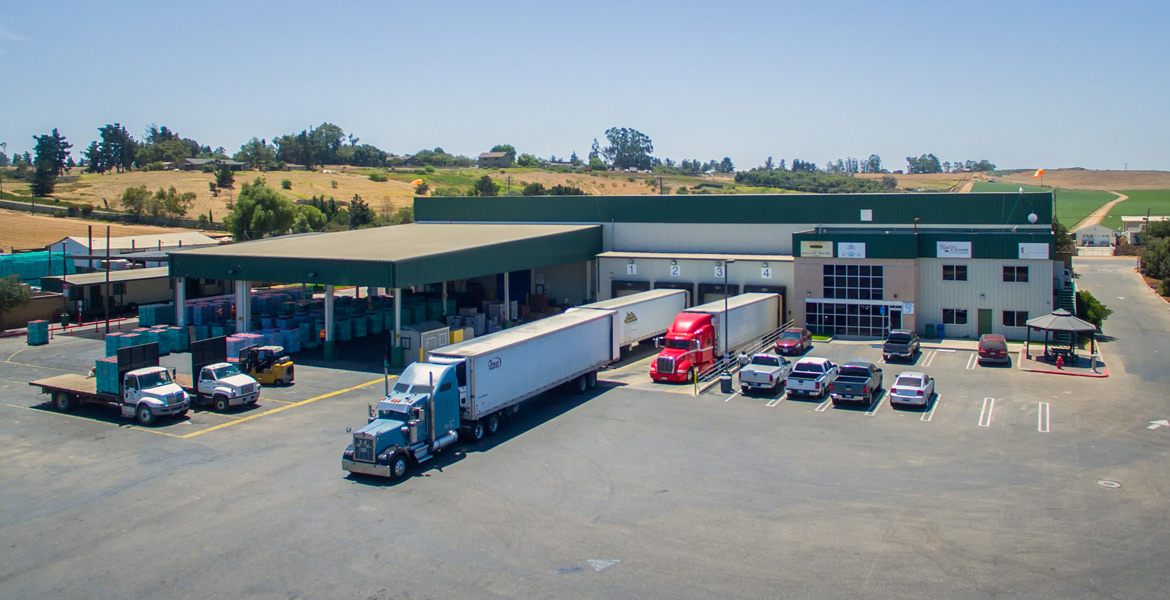 Santa Maria Better Cooling Facilty Drone Photography - Studio 101 West Photography