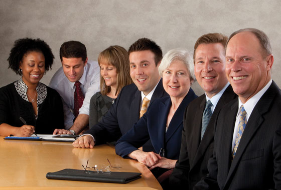 Central Coast Corporate Executive Portraits - Studio 101 West Photography