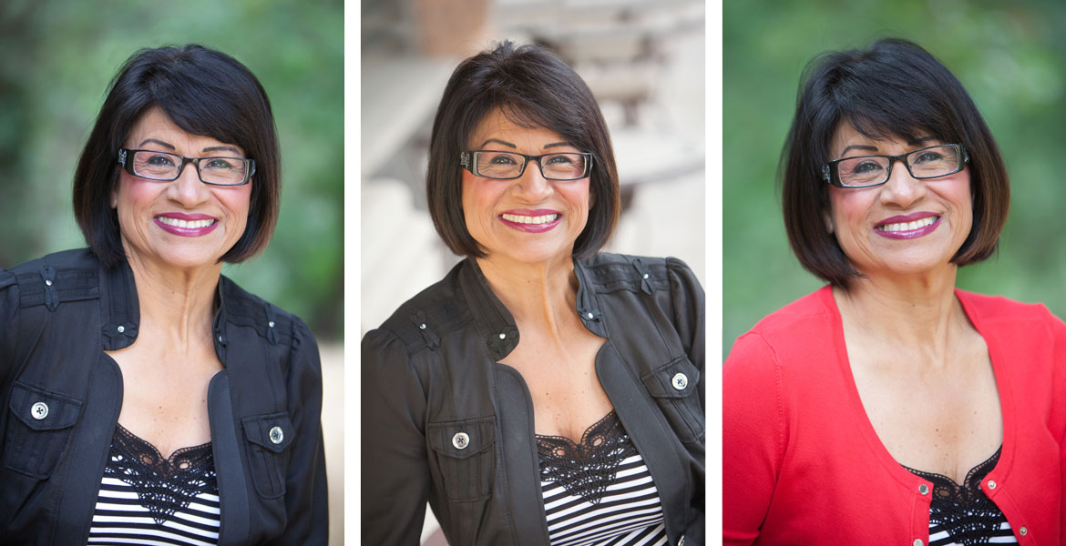 Female Business Woman Portrait Photographer - Studio 101 West Photography